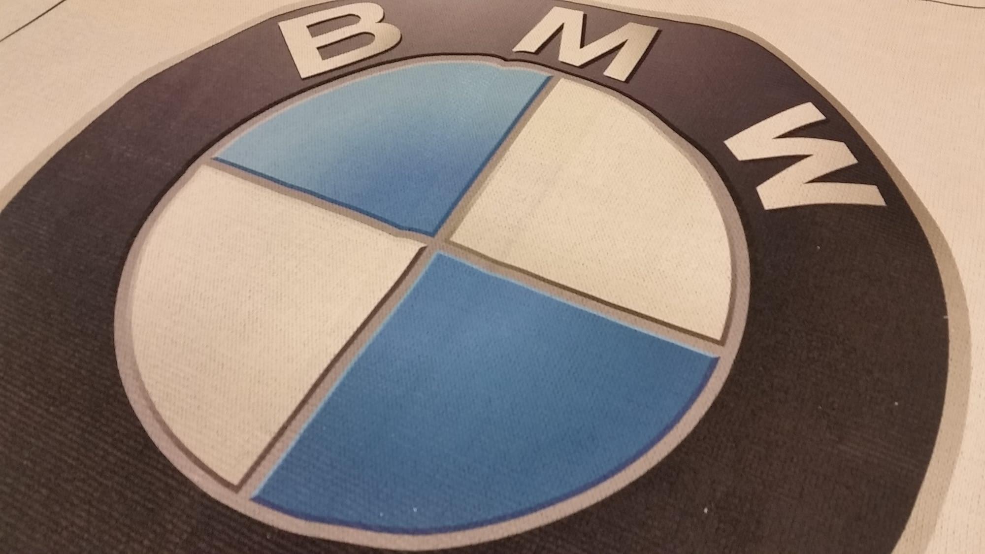 ENVIRO PRINT DETAIL BMW